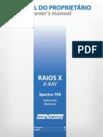 Manual Spectro 70x Eletronic