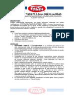 Festermip 7 SBS PS 3.5 Mm Gravilla Rojo
