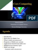Multi Core Computing 03