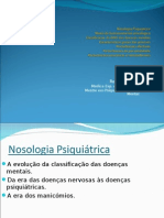 3. Nosologia Psiquiatrica 2009