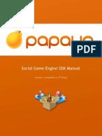 Papaya Social Game Engine SDK Manual