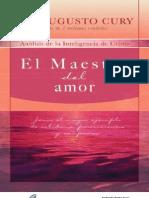 92066047 Cury Augusto Jorge El Maestro Del Amor