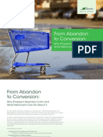 De L'abandon à la conversion