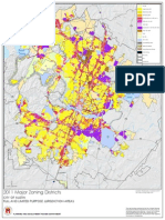 Major Zoning Districts