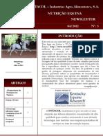 Newsletter Intacol #3