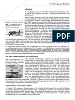 Fachartikel - Turbojet - Turbofan