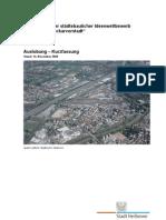 Heilbronn Masterplan Neckarvorstadt