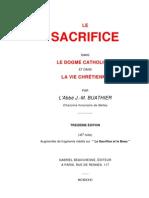 Buathier Abbé - Le Sacrifice