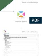 CallMix User Manual HU V1.0 MT