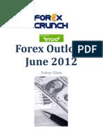 Forex Outlook June 2012