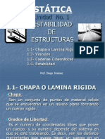Unidad I-Estabilidad de Estructuras