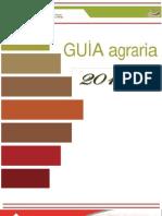 Guia Agraria 2012 a Publicar