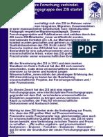 12.06.12_ZIS_Bremen_Aufbau einer interdisziplinären Forschungsgruppe