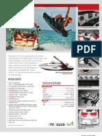 2012 Sea-Doo 210 Wake