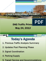 DAG Traffic Primer Meeting