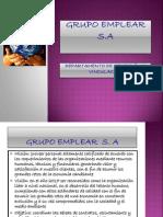 GRUPO EMPLEAR Presentacion