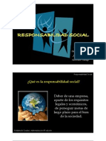 Grupo 1 - Responsabilidad Social