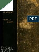 Gibbon.1895.the.epistle.to.the.galatians