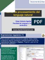 Curso de procesamiento del lenguaje natural