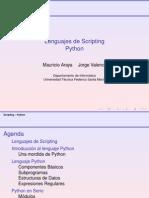Lenguajes de Scripting