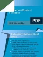 Theories & Models