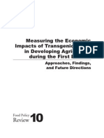 Economic Impacts of Developing Countries 2009