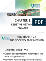 2.1 the Node Voltage Method1