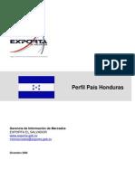 Perfil Economico de Honduras