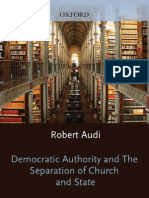 Audi (2011) Democratic Authority