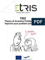 TRIZ - Improve Your Problem Solving Skills (Tetris Org)