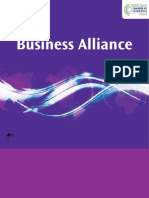 Business Alliance Brochure