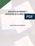 REAJUSTE DE PRECIOS Y LIQUIDACIÓN DE LA OBRA PÚBLICA PDF