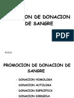 005 Seleccion de Donantes