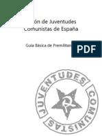Guia Basica de Premilitancia (Reducida) - Maquetada