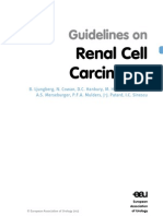 Guidelines Renal Cell Carcinoma Lr II