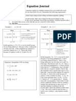 Equation Journal - 2011 - Accelerated Version