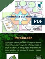 Industria Del Reciclaje