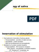 Saliva Physiology