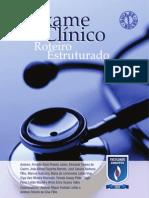 Exame Clinico - Roteiro Estruturado