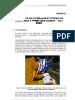 Proceso de Soldadura Con Electrodo No Consumible