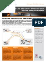Astaro Security Gateway 220 Es