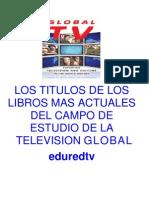 Libros de Television Educativa