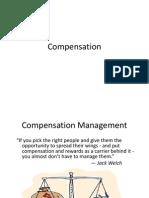 Compensation HRM 1