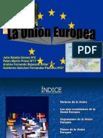 Power Point Union Europea Guillermo Sanchez Pablo Martin Julio Batalla Andres Bejarano-1