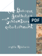 Ndalianis, Angela - Neo-Baroque Aesthetics and Contemporary Entertainment (Media in Transition)
