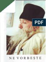 Ilie Cleopa - Ne Vorbeste Parintele Cleopa. Indrumari Duhovnicesti (06)