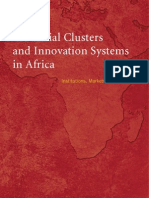 1137-IndustrialClustersAndInnovationSystemsInAfrica