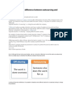 HR Terms - Differences