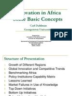 Dahl Man Innovation in Africa