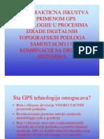 Gps Topografija+Batimetrija